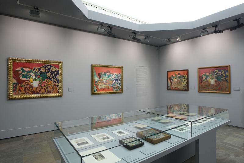 Matisse y la Alhambra 4