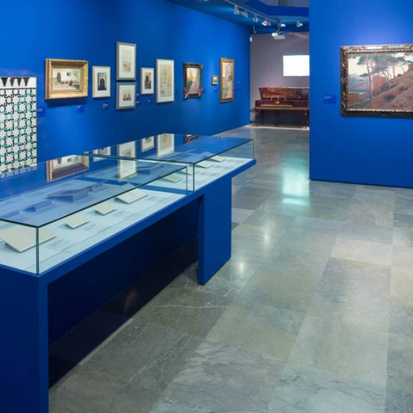 Angel Barrios. Creatividad en la Alhambra