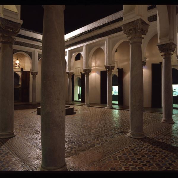 Museo Arqueológico y Etnográfico de la Kasbah Tánger 1
