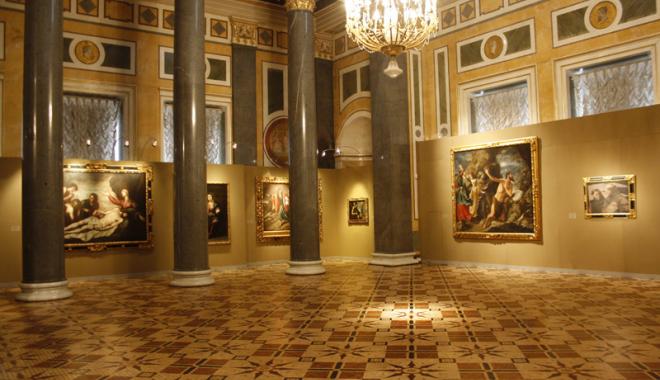 Diálogos. Obras Maestras de la pintura barroca en los Museos de Andalucía