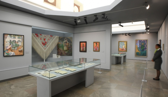 Matisse y la Alhambra 1